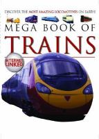 Mega Book of Trains