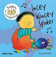 Incey Wincey Spider