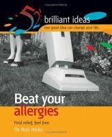 Beat your Allergies