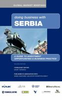 Doing Business With Serbia, Second Edition
