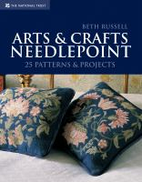 Arts & Crafts Needlepoint