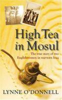 High Tea in Mosul