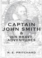 Captain John Smith and His Brave Adventures