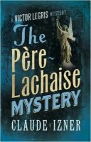 The Père-Lachaise Mystery
