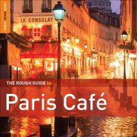The rough guide to Paris café