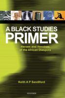 Black Studies Primer