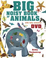 Big Noisy Book of Animals