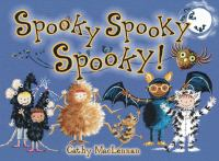 Spooky Spooky Spooky!