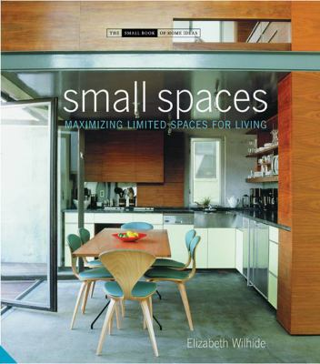 small spaces book cover