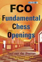 Fundamental Chess Openings