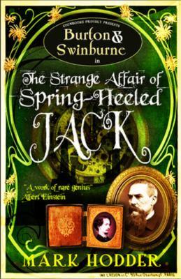 Spring-Heeled Jack cover