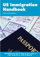 US Immigration Handbook