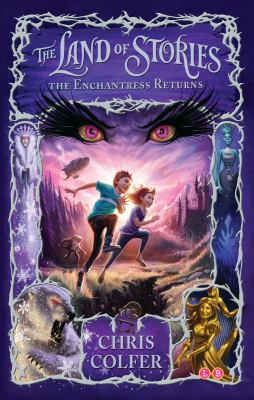 Cover image for The Enchantress Returns