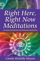 Right Here, Right Now Meditations