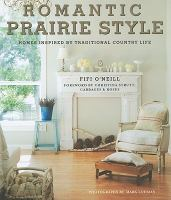 Romantic prairie style book cover