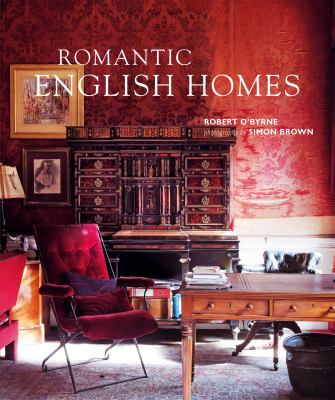 Romantic English Homes book cover