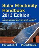 Solar Electricity Handbook