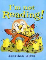 I'm Not Reading!