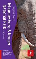 Johannesburg & Kruger National Park
