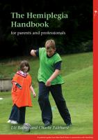 The Hemiplegia Handbook