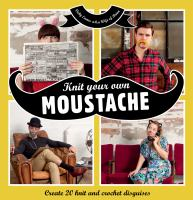 Knit your Own Mustache