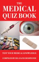The Medical Quiz Book