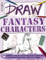 Draw Fantasy Characters