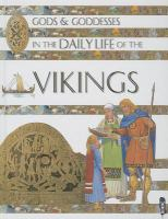 Gods & Goddesses in the Daily Life of the Vikings