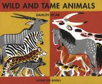 Wild and Tame Animals