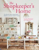 The Shopkeeper's Home