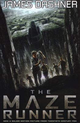 Book Cover - The Maze Runner