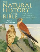 Natural History of the Bible