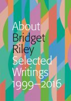 About Bridget Riley