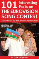101 Interesting Facts on the Eurovision Song Contest