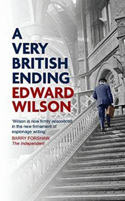 Cover image for A Very British Ending