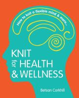 Image: Knit for Health & Wellness