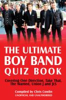 Ultimate Boy Band Quiz Book