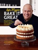 Bake It Great