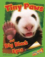 Tiny Paws and Big Black Eyes : Giant Panda