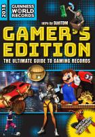 2018 Guinness World Records Gamer's Edition
