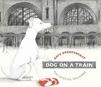 Dog on A Train