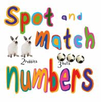 Spot and Match Numbers