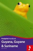 Guyana, Guyane & Suriname