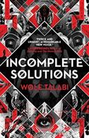 Cover of Incomplete Solutions