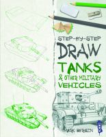 Draw Tanks & Other Military Vehicles