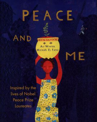 Peace and Me(book-cover)