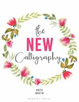 The New Calligraphy