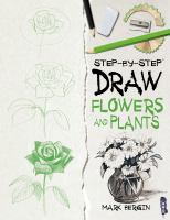 Draw Flowers and Plants