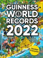 Le mondial des records 2022 = Guinness world records