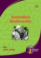 Australia's Biodiversity